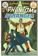 The Phantom Stranger #34 comic book fine 6.0