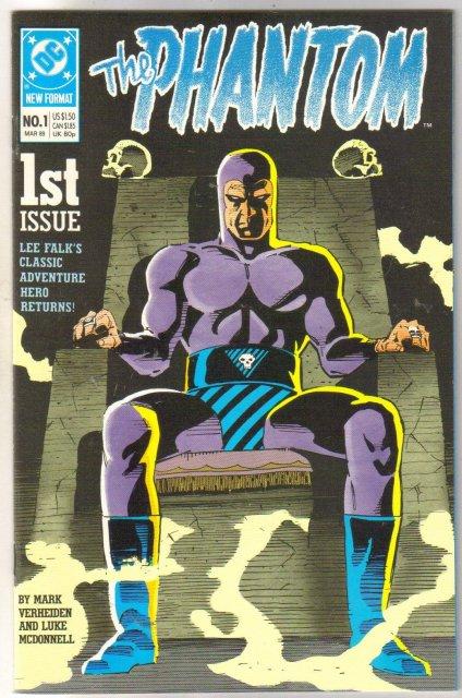 The Phantom #1 comic book mint 9.8