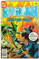 Ragman #5 comic book near mint 9.4
