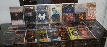 Sandman comic book collection of  25 different issues