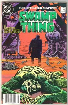 Swamp Thing #36  comic book  mint 9.8