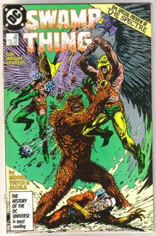 Swamp Thing #58  comic book  mint 9.8