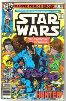 Star Wars #16 comic book good/very good 3.0