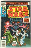 Star Wars #4 comic book very good 4.0