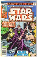 Star Wars #24 comic book very good 4.0