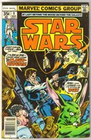 Star Wars #9 comic book very good/fine 5.0