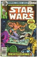 Star Wars #20 comic book very good/fine 5.0