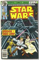 Star Wars #21 comic book very good/fine 5.0