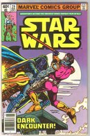 Star Wars #29 comic book very fine 8.0