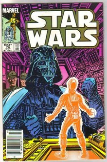 Star Wars #76 comic book very fine/near mint 9.0