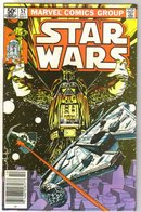 Star Wars #52 comic book fine 6.0