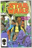 Star Wars #85 comic book near mint 9.4