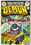 The Demon #14 comic book near mint 9.4