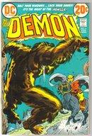 The Demon #6 comic book near mint 9.4