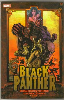 Black Panther: Bad Mutha trade paperback