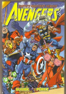 Avengers Assemble volume 1 hardcover brand new mint