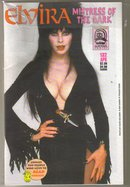 Elvira Mistress of the Dark comic book collection of 4 near mint or better