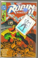 Robin II The Joker's Wild #3 3 cover collector's set
