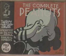 The Complete Peanuts 1961-1962 hardcover  brand new mint