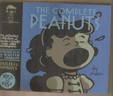 The Complete Peanuts 1953-1954 hardcover  brand new mint