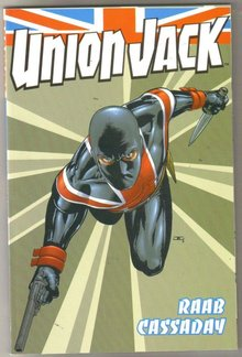 Union Jack trade paperback brand new mint