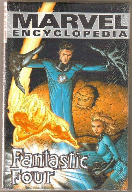 Marvel Ebcyclopedia volume 6 Fantastic Four hardback brand new mine