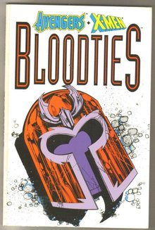 Avengers/X-Men Bloodties trade paperback brand new mint
