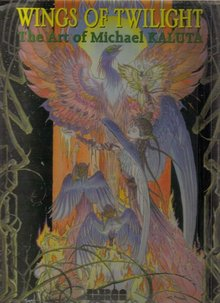 Wings of Twilight The Art of Michael Kaluta brand new mint hardback