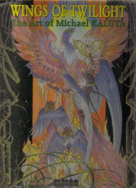 Wings of Twilight The Art of Michael Kaluta brand new mint hardback