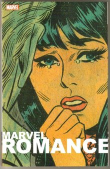 Marvel Romance trade paperback graphic novel brand new mint