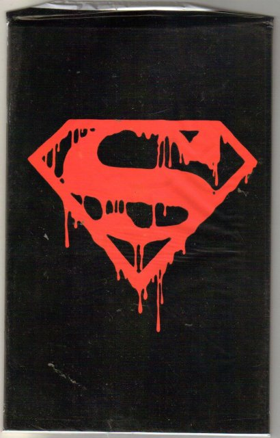 Superman #75 original death of Superman Memorial set comic book