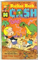 Richie Rich Cash #4 comic book good/very good 3.0