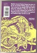 Doctor Gorpon Monsters Beware trade paperback brand new mint