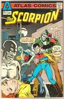 The Scorpion #2 comic book very fine 8.0