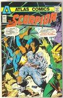 The Scorpion #3 comic book very fine 8.0