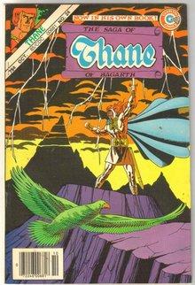 The Saga of Thane of Bagarth #24 comic book very fine/near mint 9.0