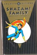 The Shazam! Family Archives Volume 1 Captain Marvel Jr. color reprints hardbound brand new mint