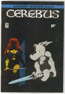Cerebus #19 comic book very fine 8.0