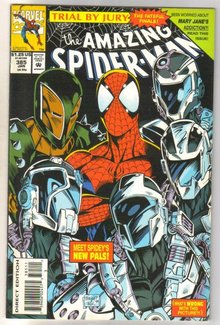wholesale Amazing Spider-man #385 near mint to mint 85 cents each