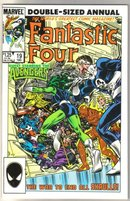 wholesale Fantastic Four annual #19 near mint to mint 85 cents each