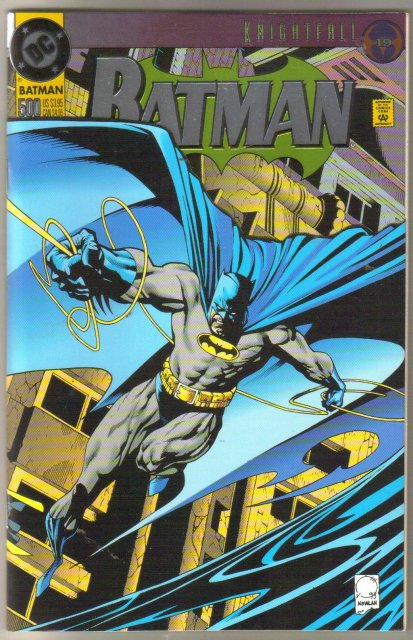 Batman #500 mint 9.8