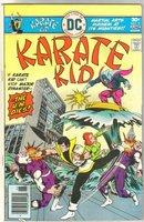Karate Kid #2 comic book very fine 8.0