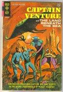 Captain Venture #2 comic book very good 4.0