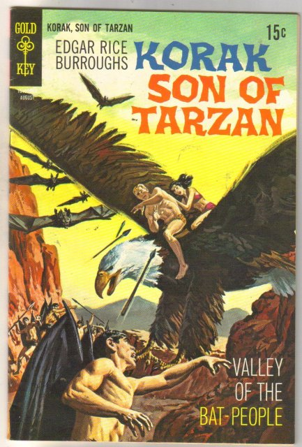 Korak, Son of Tarzan #30 comic book fine 6.0
