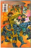 X-men Prime  comic book near mint 9.4
