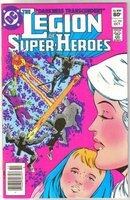 The Legion of Super-Heroes #292 comic book  mint 9.8