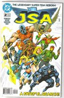 JSA   Justice Society of America #2 comic book mint 9.8