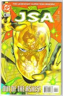 JSA   Justice Society of America #4 comic book mint 9.8