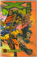 X-Men Prime  comic book mint 9.8