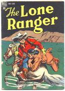 vg 4.0 Lone Ranger Comic book #3